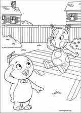 Backyardigans coloring page (053)