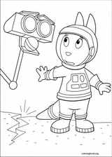 Backyardigans coloring page (055)