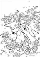 Bambi coloring page (010)