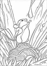 Bambi coloring page (022)