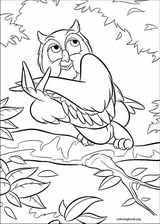 Bambi coloring page (025)