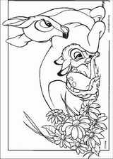 Bambi coloring page (029)