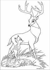 Bambi 2 coloring page (001)