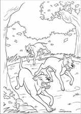 Bambi 2 coloring page (004)