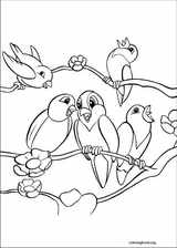 Bambi 2 coloring page (010)