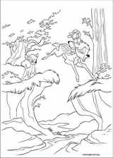 Bambi 2 coloring page (013)