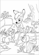 Bambi 2 coloring page (015)