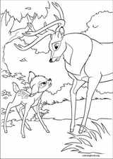 Bambi 2 coloring page (026)