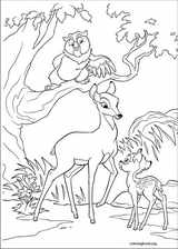 Bambi 2 coloring page (027)