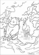 Bambi 2 coloring page (028)