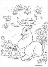Bambi 2 coloring page (029)