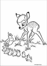 Bambi 2 coloring page (030)