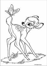 Bambi 2 coloring page (031)
