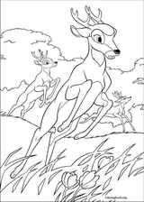 Bambi 2 coloring page (032)