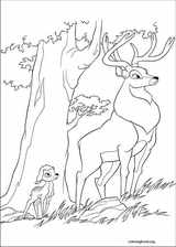 Bambi 2 coloring page (035)