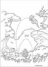 Bambi 2 coloring page (036)