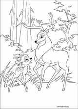 Bambi 2 coloring page (037)