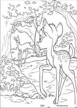 Bambi 2 coloring page (046)