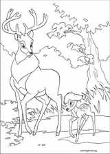 Bambi 2 coloring page (051)