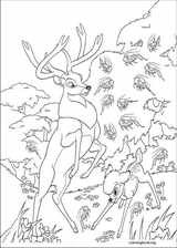 Bambi 2 coloring page (053)