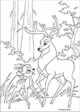 Bambi 2 coloring page (056)