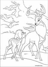 Bambi 2 coloring page (058)