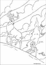 Bambi 2 coloring page (064)