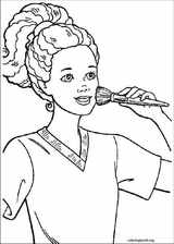Barbie coloring page (041)