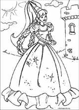 Barbie coloring page (047)