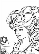 Barbie coloring page (050)