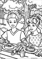 Barbie coloring page (066)