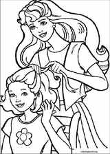 Barbie coloring page (067)