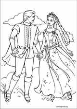 Barbie And The Magic Of Pegasus coloring page (001)