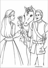 Barbie And The Magic Of Pegasus coloring page (011)