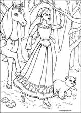 Barbie And The Magic Of Pegasus coloring page (015)
