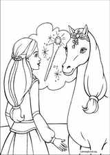 Barbie And The Magic Of Pegasus coloring page (016)