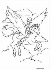 Barbie And The Magic Of Pegasus coloring page (018)