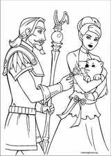 Barbie And The Magic Of Pegasus coloring page (019)