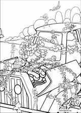 Barbie Presents: Thumbelina coloring page (008)
