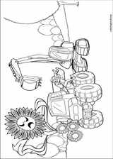 Barbie Presents: Thumbelina coloring page (013)