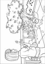 Barbie Presents: Thumbelina coloring page (020)