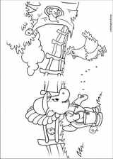 Barney & Friends coloring page (002)