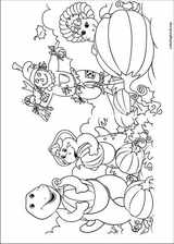 Barney & Friends coloring page (004)