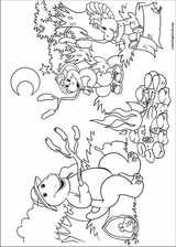 Barney & Friends coloring page (007)