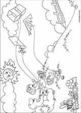 Barney & Friends coloring page (014)
