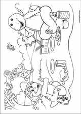 Barney & Friends coloring page (025)