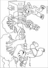 Barney & Friends coloring page (027)