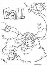 Barney & Friends coloring page (034)