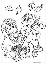 Barney & Friends coloring page (035)