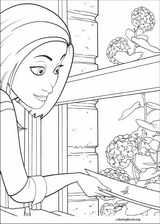 Bee Movie coloring page (004)